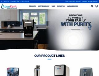 aquakentro.com.my screenshot