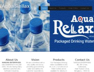 aquarellax.com screenshot