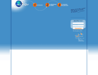 aquisav.com screenshot