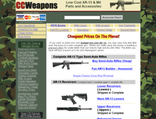 ar-15.ccweapons.com screenshot