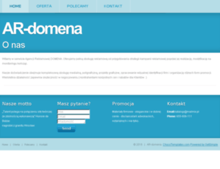 ar-domena.com.pl screenshot