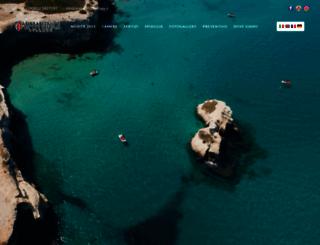 arabafenicevillage.it screenshot