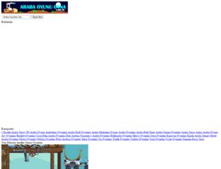 arabaoyunuoyna.com.tr screenshot