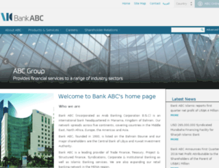 arabbanking.com.jo screenshot