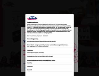 arabella.at screenshot