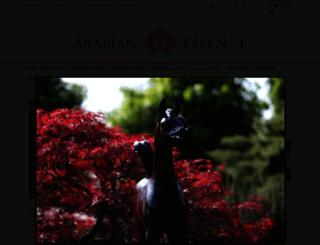 arabianessence.com screenshot