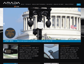 aradasystems.com screenshot