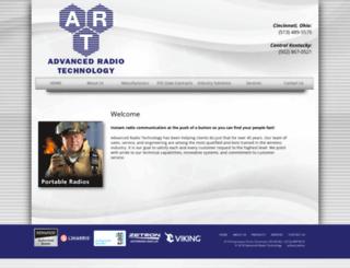 aradiotechdev.dealerarena.com screenshot