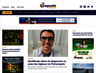 araguaiabrusque.com.br screenshot