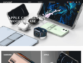 araree-us.com screenshot