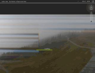 arber.panomax.at screenshot