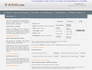 Free Arbitrage Betting Alerts For Seniors - image 6