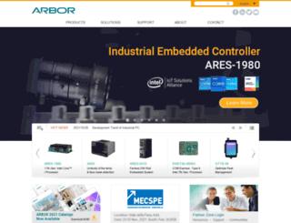 arborsolution.com screenshot