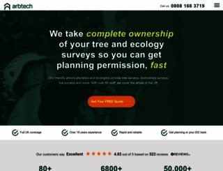 arbtech.co.uk screenshot