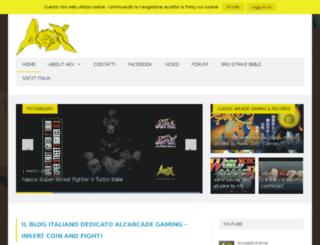 arcade-extreme.com screenshot