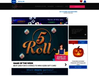 arcade.hsn.com screenshot