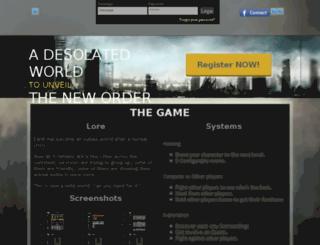 archeagesp.com screenshot