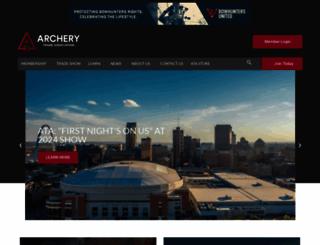 archerytrade.org screenshot