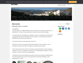 archez.biz screenshot