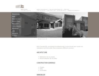 Access archiconceptsa archi concept bureau d architecture