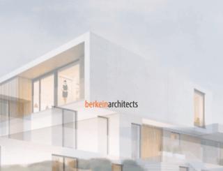 architectenburoberkein.com screenshot