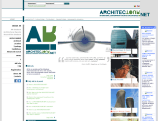 architectour.net screenshot