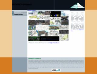 architects-ldl.co.nz screenshot