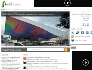 architecturelinked.com screenshot