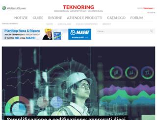 architetto.info screenshot