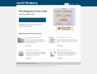 architexa.com screenshot