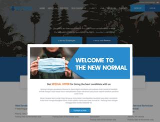 arcigee.com screenshot