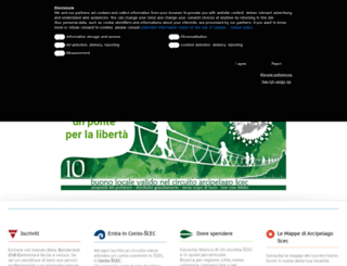 arcipelagoscec.net screenshot
