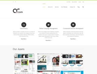 arcom.com.bd screenshot