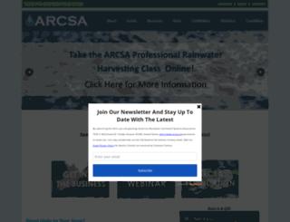 arcsa.site-ym.com screenshot