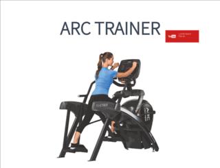 arctrainer.com screenshot