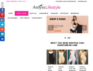 ardysslifestyle.com screenshot