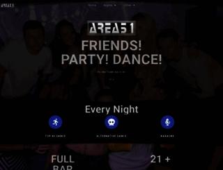 area51slc.com screenshot