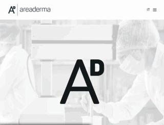 areaderma.it screenshot