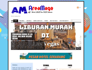 areamagz.com screenshot