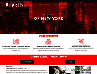 arecibocc.com screenshot