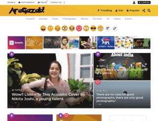 aregazab.com screenshot