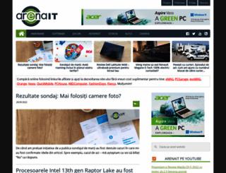 arenait.net screenshot