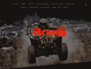 arenano1.co.rs screenshot