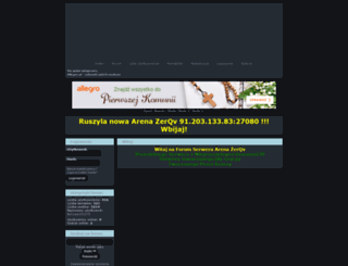 arenazerqv.pun.pl screenshot