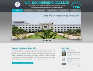 arenggc.com screenshot