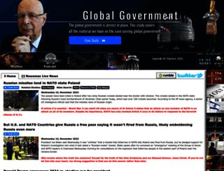 arewelivinginthelastdays.com screenshot