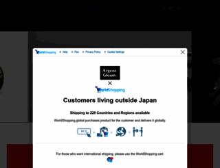 argentgleam-store.com screenshot