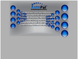 argoncredit.autopal.info screenshot
