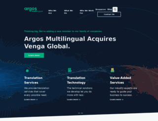 argostranslations.com screenshot