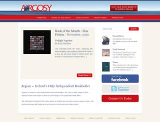 argosybooks.ie screenshot